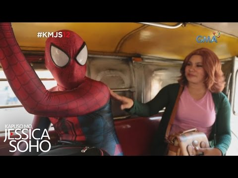 Kapuso Mo, Jessica Soho: Spiderman, nasa Pilipinas?
