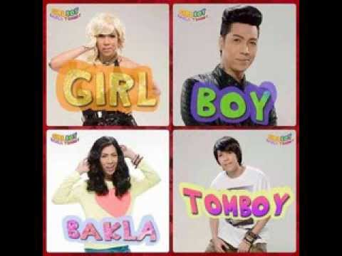 WOOPS KIRRI - Vice Ganda (Xmas Version) Girl Boy Bakla Tomboy Theme ...