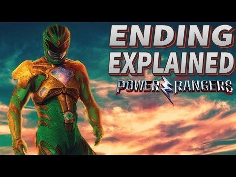 Power Rangers Ending Explained Breakdown And Recap - Power Ranger Sequels Confirmed!