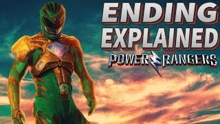 Power Rangers Ending Explained Breakdown And Recap - Power Ranger Sequels Confirmed!