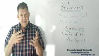 Believers-Temples of the Holy Spirit
