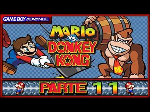 mario vs donkey kong gba 6-3