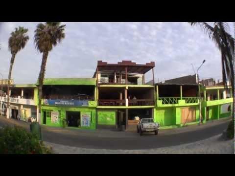 PERU-Huanchaco Beach and Hostel Mc Callum-PERU