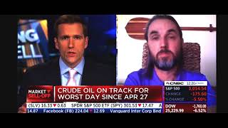 CNBC Closing Bell interview with Jeffrey Sherman 6-11-20