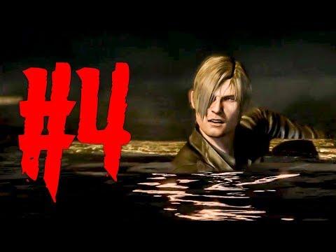 ПОДЛЫЙ СИМЕНС! ► Resident Evil 6 Прохождение #4 ► ХОРРОР ИГРА
