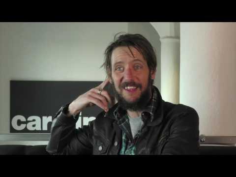 Band of Horses interview - Ben Bridwell (part 1)