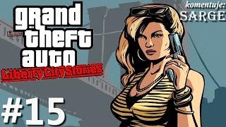Zagrajmy w GTA: Liberty City Stories [PSP] odc. 15 - Czołg i rozróba na 6 gwiazdek