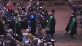 Laurea ad honorem a Vittorio Ghisolfi e consegna dei diplomi ai Professori Emeriti (integrale)