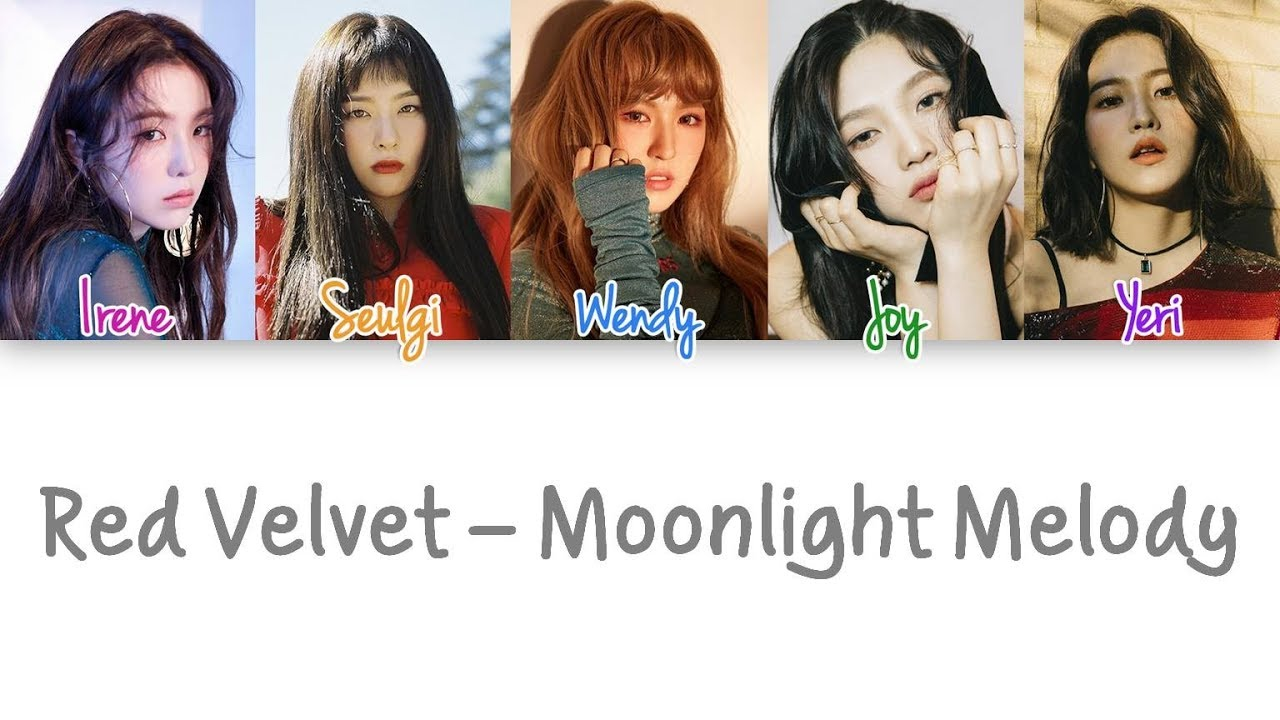Red Velvet - Moonlight Melody (달빛 소리)