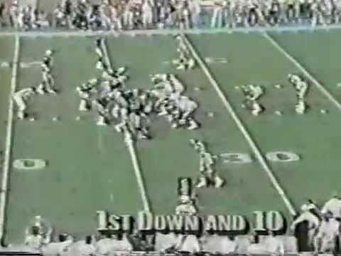 1988 Raiders vs Rams 1