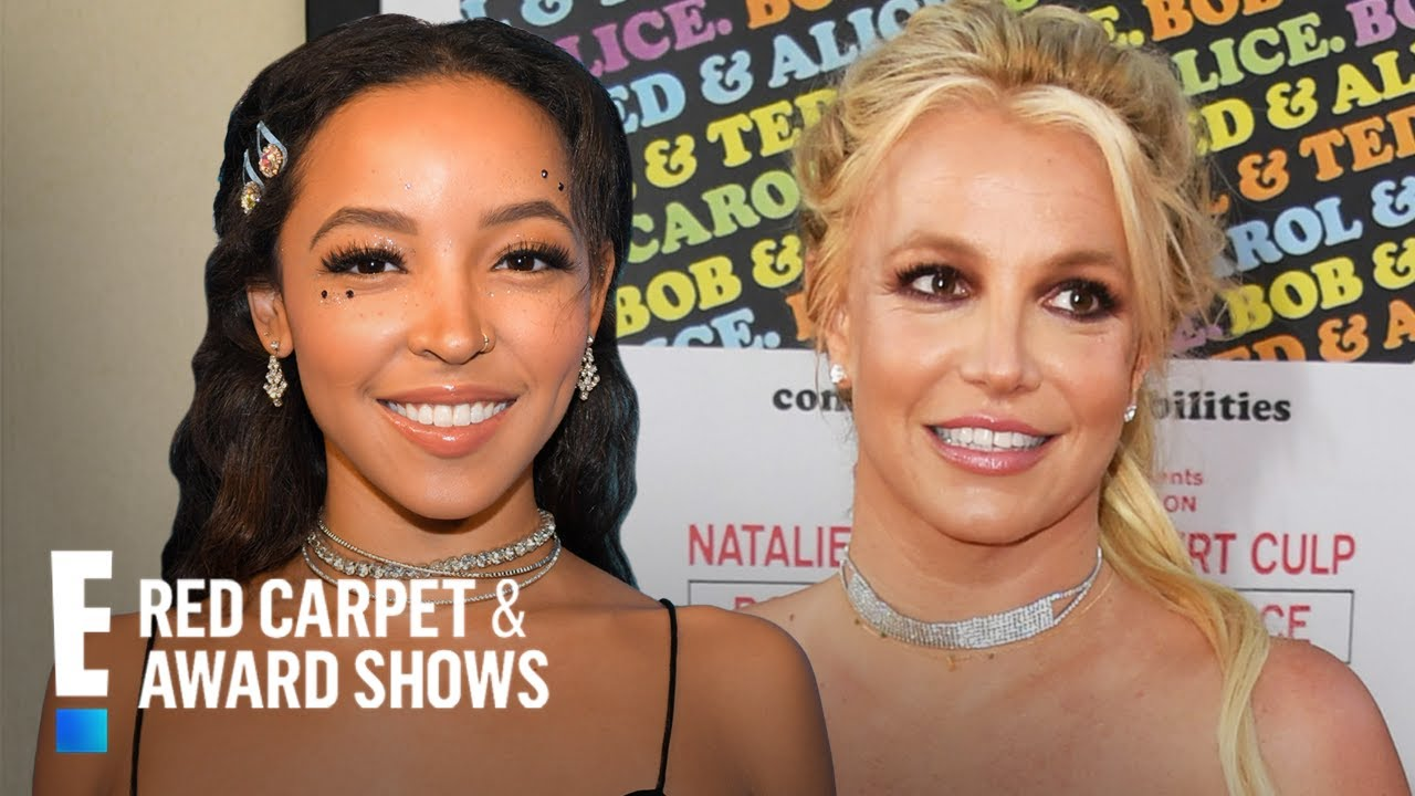 Tinashe Will Never Get Over Her Britney Spears Collab   E! Red Carpet & Award Shows