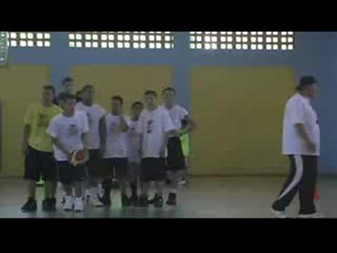 Mario Butler Basketball Boot Camp 2008