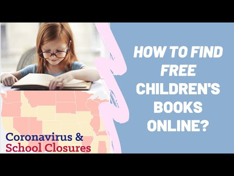 Get Free Books for children by Mail