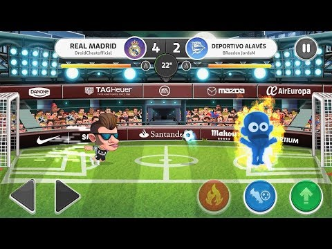 Head soccer la liga 2018 android gameplay #14