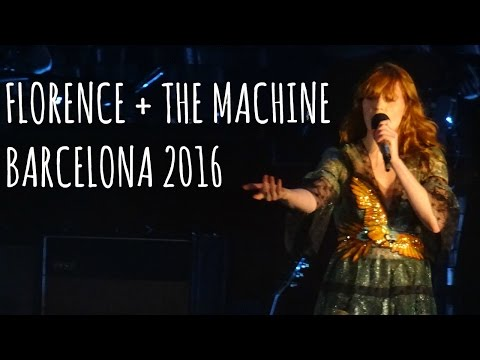 Florence + The Machine @ Barcelona 2016 (55 min)