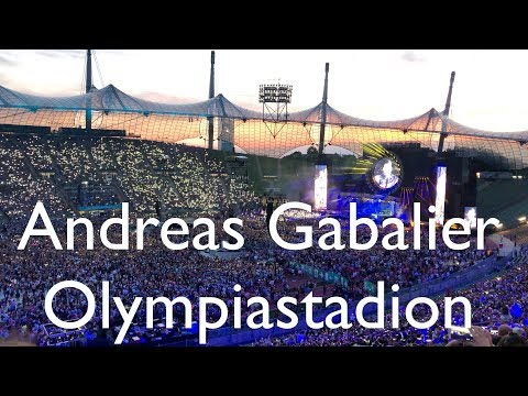 Andreas Gabalier Olympiastadion München 16.06.2018
