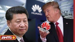 Vì sao nhiều quốc gia đồng loạt đóng sập cửa với người khổng lồ Huawei? | Tiêu điểm quốc tế | ANTG