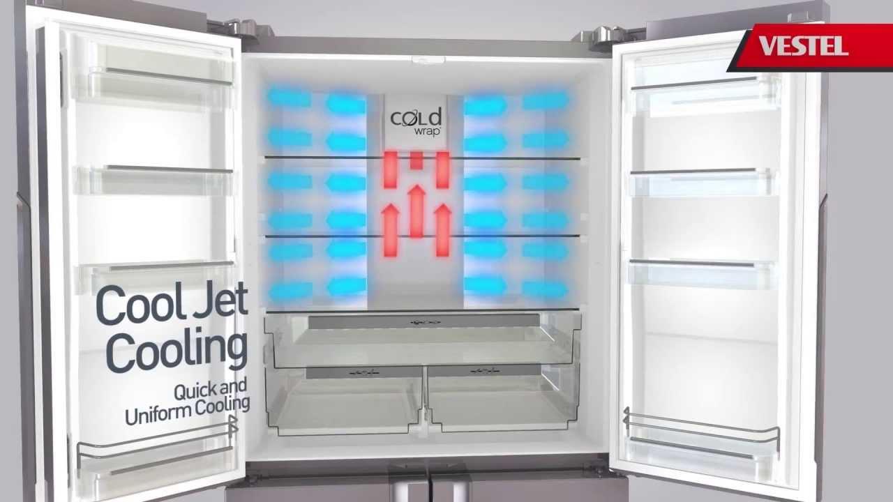 Vestel Refrigerators Puzzle 910 IFA 2012