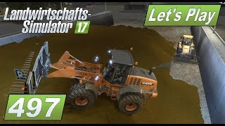 LS17 #497 Mal wieder Probleme mit CoursePlay #Lets Play Landwirtschafts Simulator 2017 mod map #game