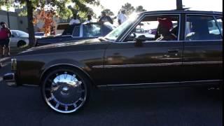 4 Door Buick Regal at Wrap Starz Car Show / Day Party Part 2