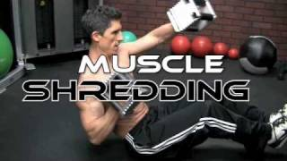 IRON MAN Workout - Insane Fat Burning AND Muscle Building Workout