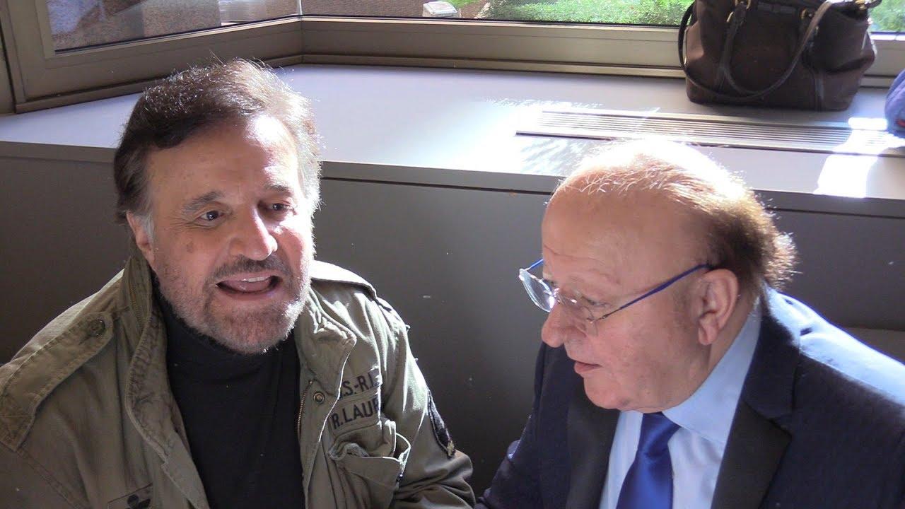 Christian De Sica E Massimo Boldi Nel Film Amici Come