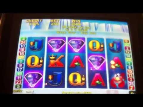 DEEP FREEZE MAX BET BONUS! Paris Casino Las Vegas!