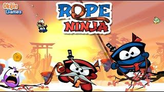 Rope Ninja Gameplay Trailer