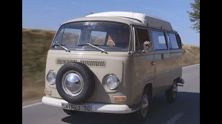 Auto-Ikonen: VW Bus, der Bulli