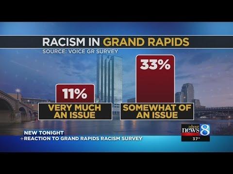 Survey finds racism, discrimination alive in GR