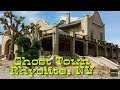 Abandoned Jail and Ghost Town - Rhyolite Nevada