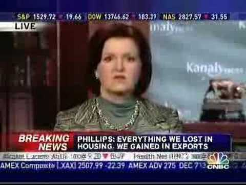 "CNBC ""Power Lunch"" November 1, 2007 – Market Sell-off"