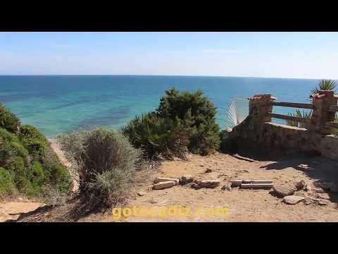 Playas de Cadiz - Playa de Los Castillejos en Caños de Meca