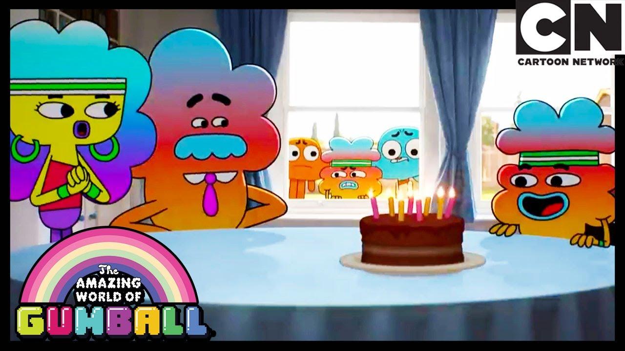 La Cualquiera   El Increíble Mundo de Gumball en Español Latino   Cartoon Network