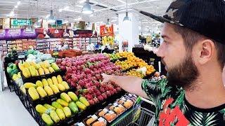 фрукты в Таиланде, что лучше везти домой?