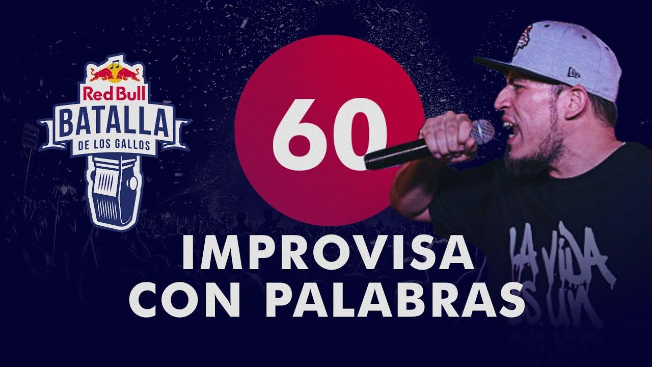 IMPROVISA CON PALABRAS | FORMATOS RED BULL