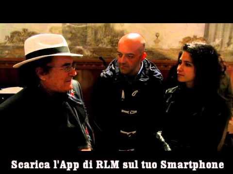RLM intervista Albano Carrisi