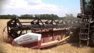 Зерноуборочный комбайн RSM 161- первое имиджевое видео(http://rostselmash.com/products/advantages#harvesters Зерноуборочный комбайн RSM 161 - снят первый имиджевый ролик, в котором новая..., 2015-09-08T06:44:58.000Z)