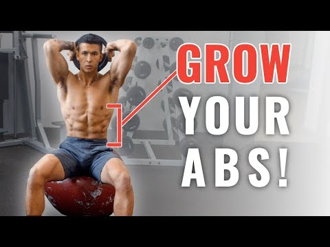 How To BUILD More Visible Abs (3 Science-Based Steps)