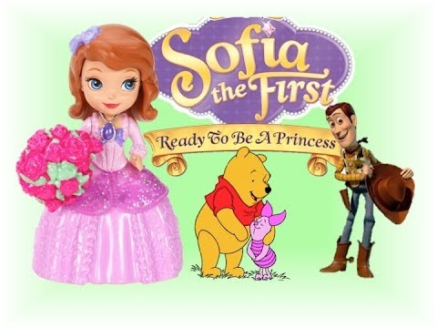 sofia the first play doh kinder surprise  u041c u0430 u0448 u0430  u0438  u043c u0435 u0434 u0432 u0435 u0434 u044c