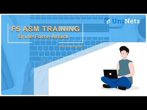 Brute Force Attack (F5 ASM) | How To Protect Brute Force Attack And Web Scraping Mitigation