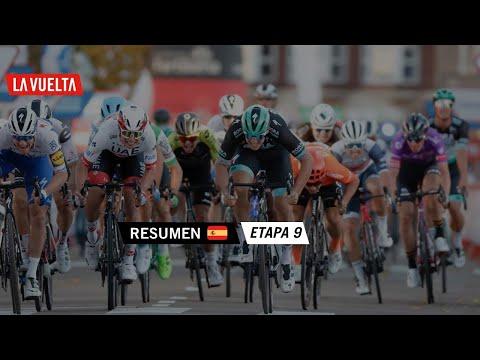 Resumen - Etapa 9 | La Vuelta 20