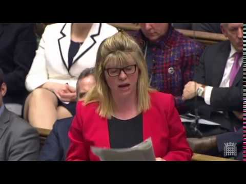 Maria Caulfield MP speaks against abortion up-to-birth motion