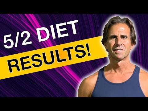 5:2 Intermittent Fasting Results (Does it really work?)