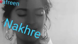 Tareefa female version video song 💓💖💖💖😘😘😍😍💕💕💕