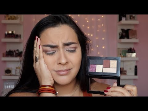 What Just Happened?  - GRWM Fall Inspired Maybelline New York X  Shayla Palette | lifeofval |