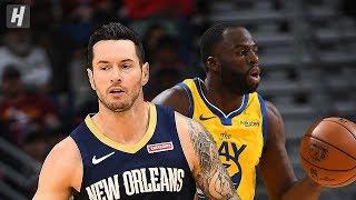 Golden State Warriors vs New Orleans Pelicans - Full Highlights | November 17 | 2019-20 NBA Season