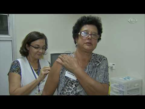 Salvador inicia vacinação contra febre amarela