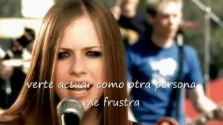 Avril lavigne complicated subtitulado en español
