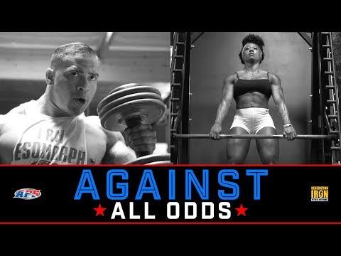 Against All Odds  Jamie McTizic & Renee Jones Bodybuilding Documentary
